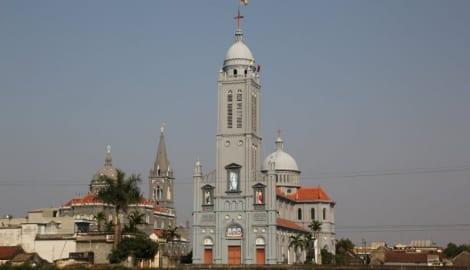 Nhà thờ Giáo họ Kinh Lũng – Nam Trực Nam Định