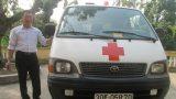 Trực Ninh: Xe cứu thương miễn phí, ấm lòng bệnh nhân nghèo