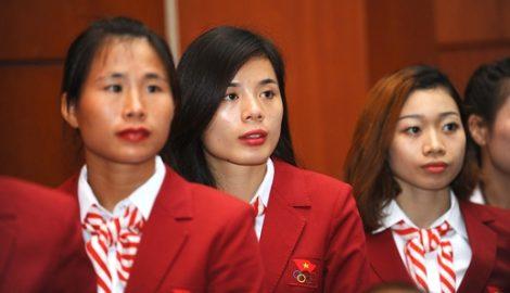 Cô gái Nam Định chạy từ cánh đồng tới Olympic