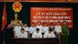 Tỉnh Nam Định khuyến khích báo chí giám sát cán bộ, công chức