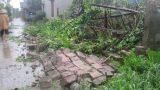 Nam Định tan hoang sau cơn bão số 1