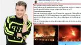 Đàm Vĩnh Hưng kêu gọi được 600 triệu cho nhà thờ bị cháy ở Nam Định