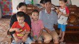 Hải Hậu: Nỗi bất hạnh của 3 đứa trẻ mồ côi