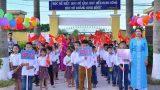 Gần 100% trường học ở Nam Định đạt các tiêu chí 'Đơn vị học tập'