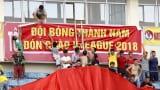"""Bóng đá Nam Định mang """"lửa"""" trở lại Thiên Trường"""