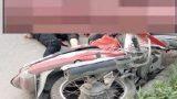 Nam Định: Bị container cuốn vào gầm, nam thanh niên 9X tử vong tại chỗ