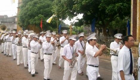 Hải Hậu: Làng kèn đồng Phạm Pháo