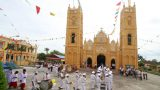 Nhà thờ Giáo xứ Liên Thượng – Xuân Trường Nam Định