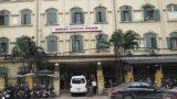 Bệnh viện Xanh-pôn cách ly 1 khoa vì người nhiễm Covid-19 đến thăm con