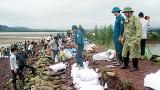 Tin bão số 3: Công điện khẩn của Chủ tịch Uỷ ban nhân dân tỉnh Nam Định