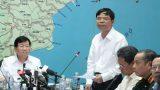 Tâm bão nhắm Thái Bình – Nam Định, khẩn trương đối phó bão số 3