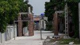 Nam Định: Đình chỉ xây cổng làng vì xâm phạm di tích?