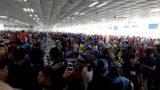 Nam Định:Hàng nghìn công nhân bỏ cơm vì thức ăn có dòi