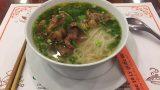 Tìm hiểu về món đặc sản trứ danh: Phở Bò Nam Định