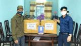 Mẹ liệt sĩ 96 tuổi ủng hộ 200 bộ trang phục phòng hộ cho nhân viên y tế