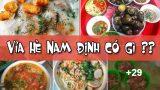 Những Món Ăn Vặt Vỉa Hè Ngon Rẻ Không Thể Bỏ Qua ở Nam Định