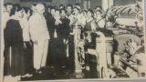 [Ảnh tư liệu]: Chủ tịch Hồ Chí Minh 3 lần về thăm Nhà máy Dệt Nam Định