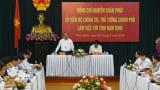Trước 2020, Nam Định phải là tỉnh nông thôn mới