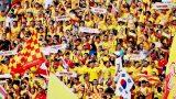 """Nam Định """"nín thở"""" chờ số phận của cầu thủ thứ 12 ở trận đấu với HAGL"""