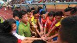 HLV, cầu thủ Nam Định FC nói gì khi thiếu điều kiện dự V.League?