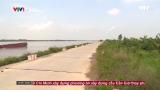 Nam Định: Nhập nhèm đất, đá dự phòng sự cố vỡ đê