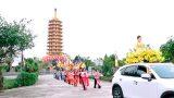 Nam Định: Đại lễ Khai ấn Phật ngọc tại chùa Phúc Lộc