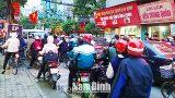 Giải quyết nạn ùn tắc tại ngã tư Lê Hồng Phong – Hoàng Văn Thụ