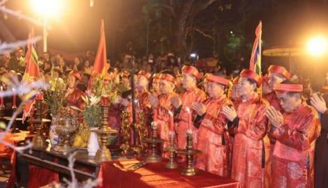 Ngày 7-2, khai hội Đền Trần Nam Định: BTC sẽ phát đủ ấn cho du khách
