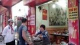 Đến xem quán phở chửi vẫn nườm nượp khách Nam Định