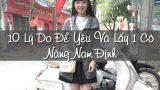 10 lý do để yêu và lấy 1 cô nàng Nam Định