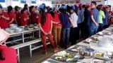 Nam Định: Công nhân phát hoảng vì phát hiện cơm có dòi