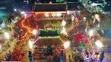 Hình ảnh lễ hội Phủ Dầy Nam Định 2017