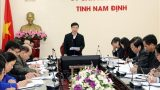 Nam Định triển khai biện pháp phòng nguy cơ lây nhiễm bệnh do virus corona