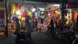 Nam Định Nhộn nhịp thị trường Tết Trung thu