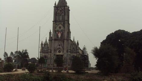 Nhà thờ Giáo xứ Dương A – Nam Trực Nam Định