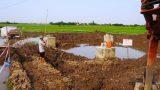 Công ty CP Sông Đà 11 nói gì về việc trộn đất vào bê tông cột điện cao thế?