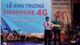 VNPT khai trương dịch vụ VinaPhone 4G tại Nam Định