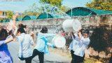 """Đại chiến bóng nước"""" chống lại lũ bạn cùng khối 12 THPT GIAO THỦY B Trong ngày cuối cấp 2018"""