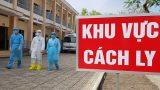 Nam Định đang cách ly tập trung 154 trường hợp để phòng dịch Covid-19