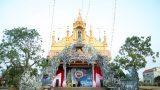 Bầu khí chuẩn bị Giáng Sinh tại một số giáo xứ Nam Định