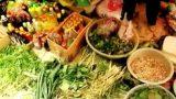 Học làm đặc sản nộm rau câu, Nam Định
