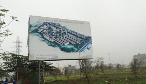 Ngân sách nhà nước thất thu 4.000 tỷ tại những dự án của Nam Cường ở Nam Định?