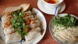 Nhớ hoài bánh cuốn làng Kênh Nam Định