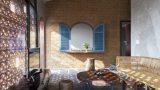 Căn nhà nắng chiếu khắp phòng tại Nam Định đẹp lung linh trên báo ngoại