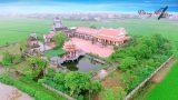 Đình chùa Đan Phượng xã Giao Yến Giao Thủy Nam Định