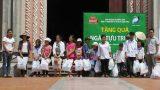 Tập đoàn Hương Sen trao quà ngày tựu trường tại Nam Định