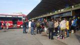 Nam Định tiếp tục dừng vận tải hành khách công cộng để phòng dịch Covid-19
