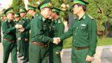 Năm 2017, BĐBP Nam Định thực hiện tốt công tác biên phòng