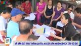 Ý Yên: Huyện chấp thuận để xã bán đất trái thẩm quyền, dân không được cấp sổ đỏ