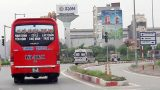 Xe khách Thanh Phong chạy trái tuyến, tùy tiện đón trả khách dọc đường